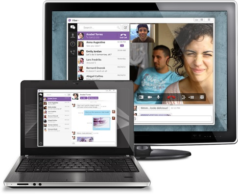 Viber Per Windows Mac Viber per iOS si aggiorna ed introduce la funzione Hold and Talk