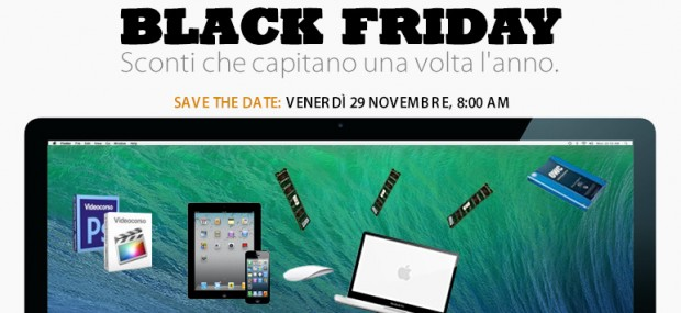 black friday 2013 620x285 Black Friday di BuyDifferent   prezzi superscontati su oltre 200 prodotti, solo per oggi.