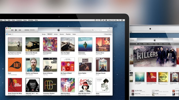 itunes 11 620x345 Rilasciato iTunes 11.1.3 per Mac e Windows