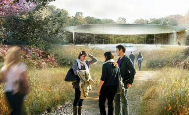 progetto_del_nuovo_campus_apple