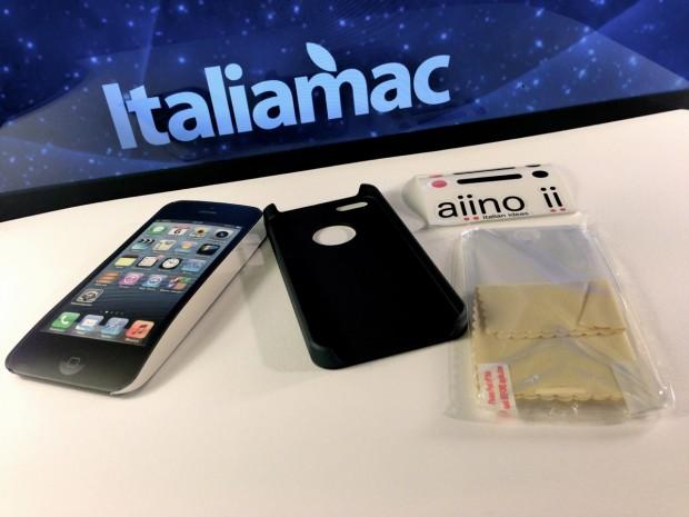 Aiino Italiamac Cover iPhone 003 620x465 Abbiamo provato le cover Aiino Steel (con parti in alluminio) e Rubber (materiale plastico)
