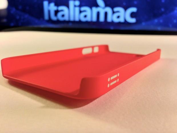 Aiino Italiamac Cover iPhone 016 620x465 Abbiamo provato le cover Aiino Steel (con parti in alluminio) e Rubber (materiale plastico)