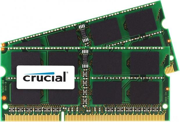 CrucialDDR3 memoryForMackit 2 620x420 Migliora il tuo Mac risparmiando, con un aggiornamento di memoria di Crucial.eu