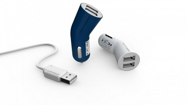 Duo Car High Power Charger 680x382 620x348 Proteggi il tuo iDevice con stile con le cover di Twentyfive seven