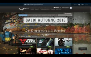Saldi Autunnali Steam