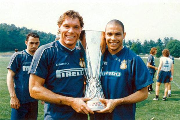 Milanese Mauro del Varese Calcio
