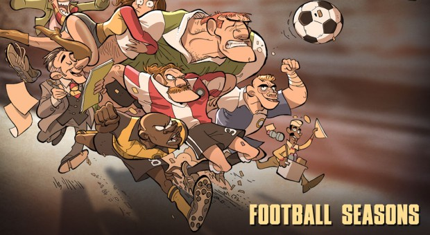 footballseason 620x340 Football Season, gioco di carte sul calcio per iPad e iPhone
