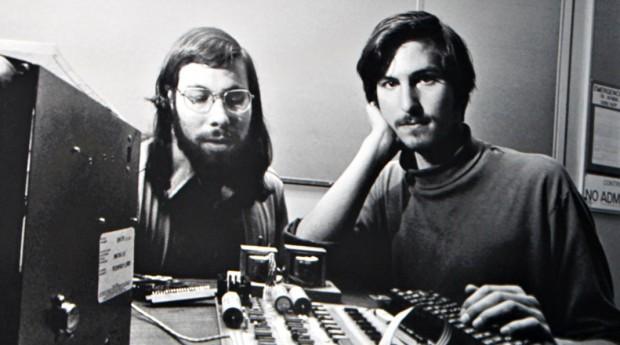 Steve Wozniak Steve Jobs 620x345 Steve Wozniak, unaltra occasione persa per mordersi la lingua