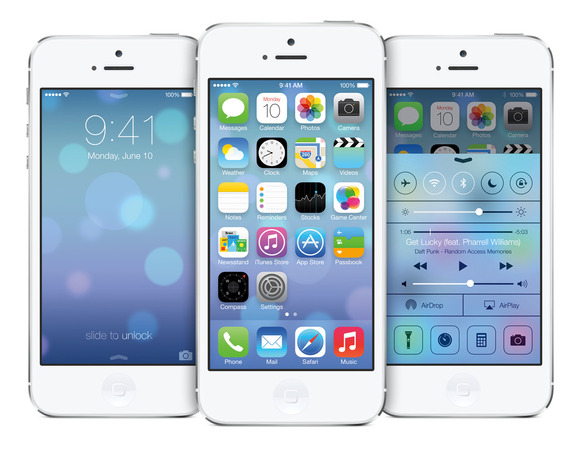 iphone 5 ios 7 2 Acquistare o vendere iPhone e iPad Usati   le proposte di BuyDifferent