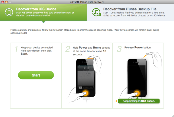 recover from iphone device Giveaway: Italiamac vi regala iPhone Data Recovery per Mac
