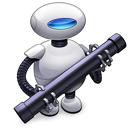 """Automator Icon Mini tutorial: Creare un'applicazione con """"Automator"""" per uscire da tutte le App aperte."""