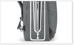 HDF image Collins Messenger Bag di Brenthaven: borsa porta Mac di alta qualità