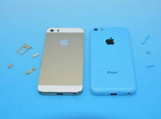 iphone5siphone5c 620x461 Apple: circa Il 62% dei possessori di iPhone 4S e 5 sono ex utenti Android