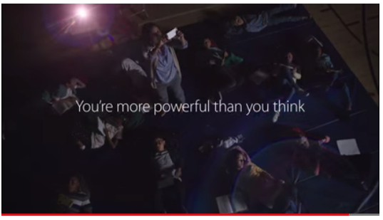 spotappleiphone5s Powerful il nuovo spot Apple per liPhone 5s