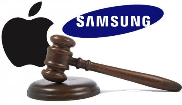 Apple vs Samsung Apple: un risarcimento di 120 milioni di dollari da Samsung