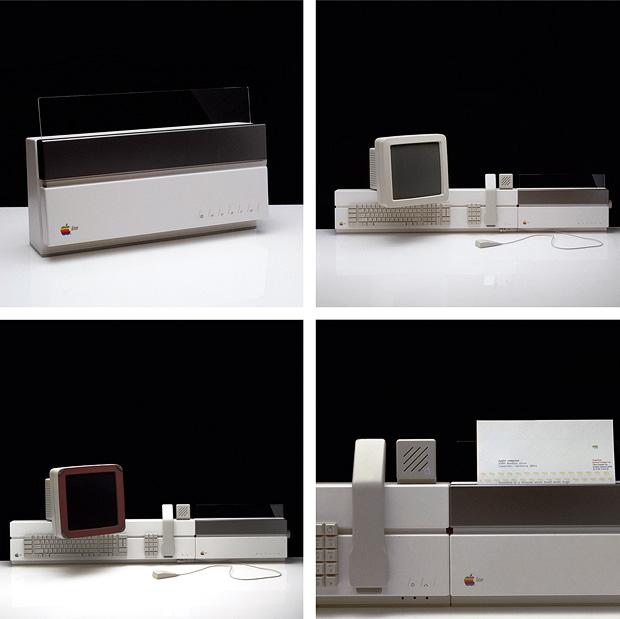 apple1 LAzienda di Cupertino nel 1984 aveva già iniziato a progettare uno smartwatch e una workstation
