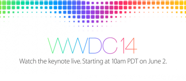 keynotewwdc14 620x270 Apple trasmetterà in streaming il Keynote del WWDC 2014