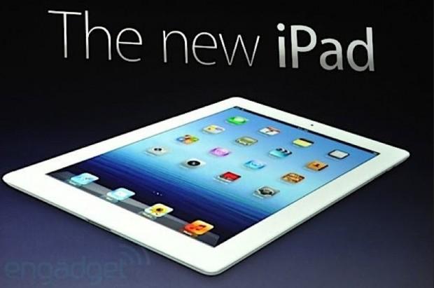 thenewipad 620x411 Apple: liPad ha il primato di tutti i tablet venduti