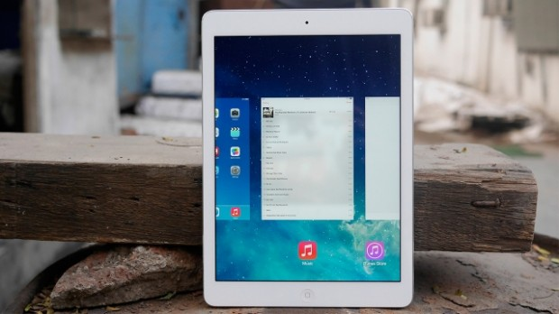 apple ipad air 2 620x348 Sta per iniziare la produzionedel nuovo iPad Air, con processore A8, fotocamera da 8 megapixel e Touch iD?