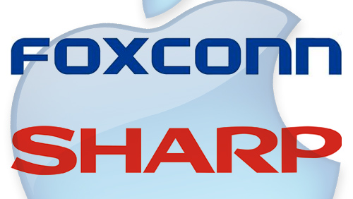 foxconn iphone 5 Foxconn vuole collaborare con SHARP nel tentativo di assicurarsi i display per iPhone e iPad