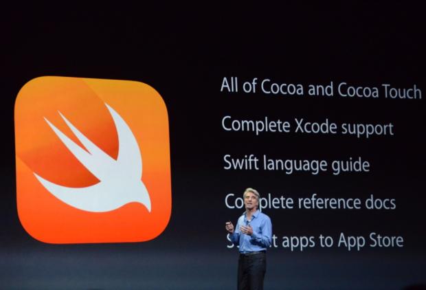 swift 620x422 Apple pubblica un secondo libro, come utilizzare Swift con Cocoa e Objective C