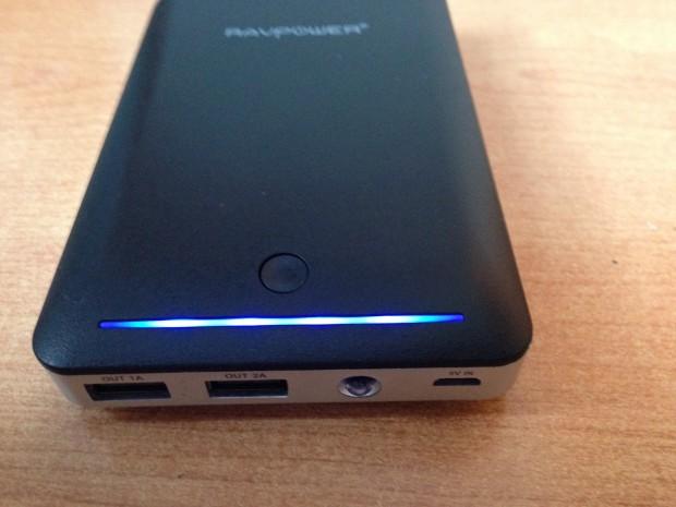 IMG 2123 620x465 RavPower PB 13: la batteria esterna definitiva per iPhone e iPad