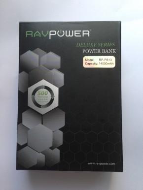 RavPower PB-13: la batteria esterna definitiva per iPhone e iPad