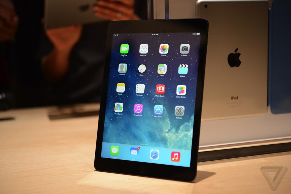 L'iPad si conferma il top nel mercato dei tablet con ottimi risultati