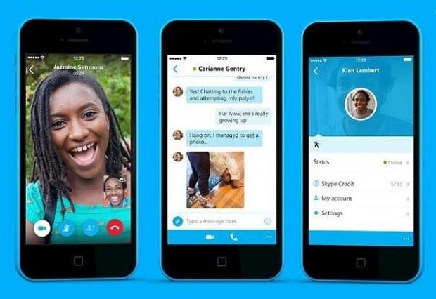 skype31 620x426 Skype annuncia che presto le videochiamate di gruppo saranno disponibili per iOS