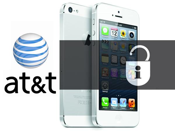 unlock att iphone 5 Sbloccare la SIM di uniPhone americano bloccato da oggi è legale