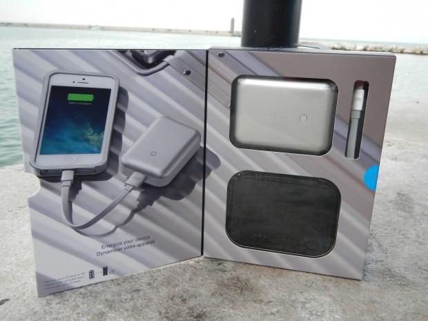 DSCN1145 620x465 Just Mobile: Gum + + Deluxe, un batteria di emergenza dalle dimensioni ridotte, a portata di iPhone