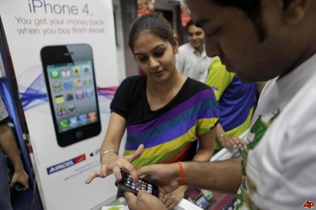 India Apple Store 620x413 Apple acquisisce quote di mercato in India con le vendite di iPhone 4 e iPhone 4s