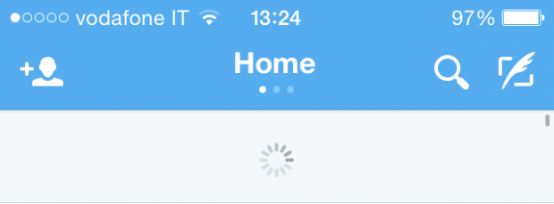 Twitter-pull-to-refresh