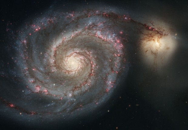 Whirpool galaxy M51