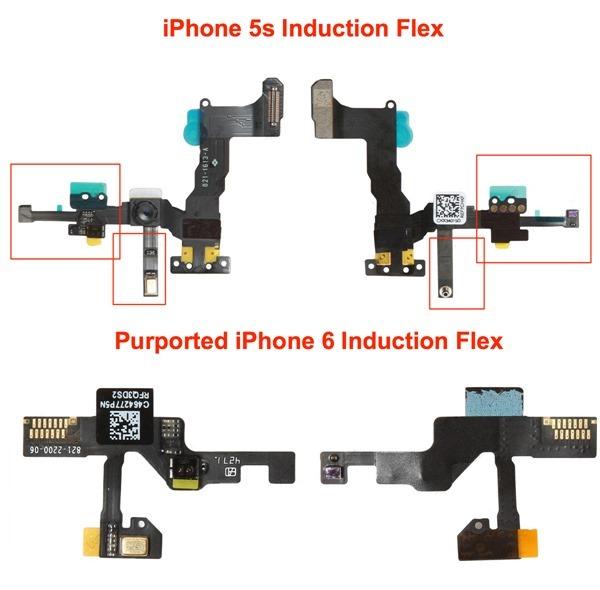 iphone65s [Rumors] Nuove immagini riguardanti le sezioni interne delliPhone 6