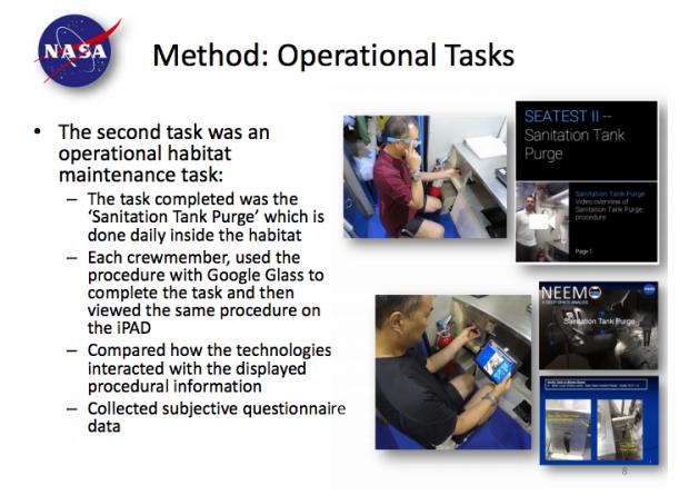 nasaapple1 620x445 Gli astronauti della Nasa scelgono liPad per andare nello spazio