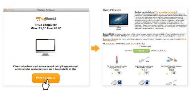 screen APP buydifferent 620x309 Potenzia il tuo Mac con 1 click con la nuova App di BuyDifferent