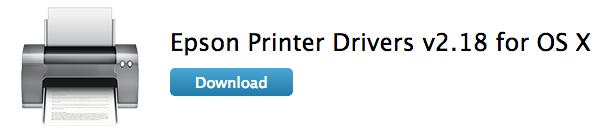 updatestampanteepson Apple aggiorna i driver per le stampanti e scanner Epson