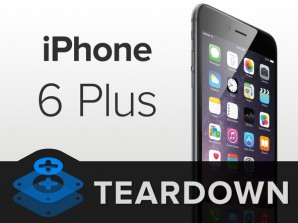 [immagini + Video ] iFixit: iPhone 6 Plus in tutto il suo splendore
