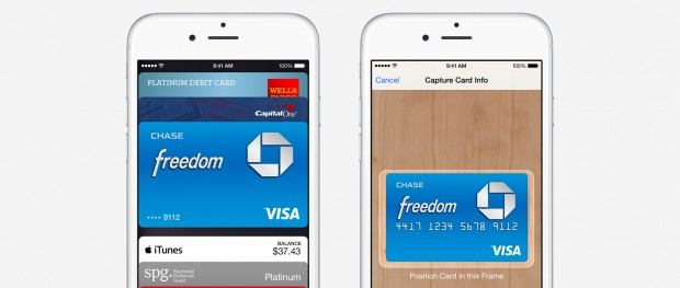 Apple Pay 620x263 iPhone 6 e 6 Plus sono realtà: in Italia dal 26 settembre