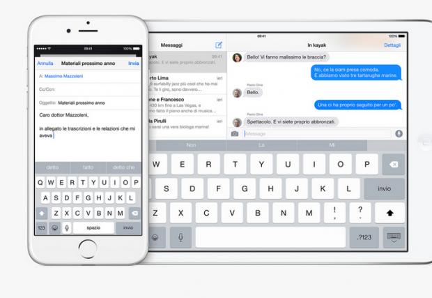 Schermata 2014 09 18 alle 09.07.14 620x427 iOS 8: Il sistema operativo mobile più evoluto al mondo, nella sua forma più evoluta
