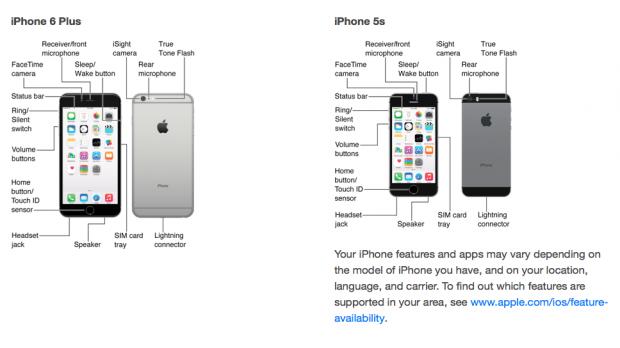 Schermata 2014 09 18 alle 20.59.46 620x348 Apple rilascia la guida ufficiale per iPhone, iPad e iPod Touch con iOS 8