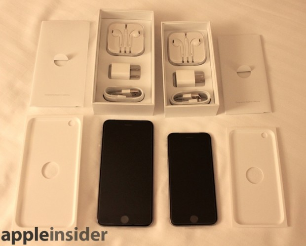 iP6.2.091814 620x498 [Unboxing] Welcome iPhone 6 e iPhone 6 Plus