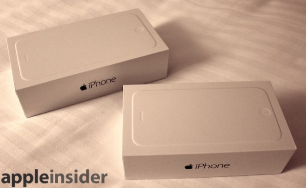 iPhone1 620x380 [Unboxing] Welcome iPhone 6 e iPhone 6 Plus