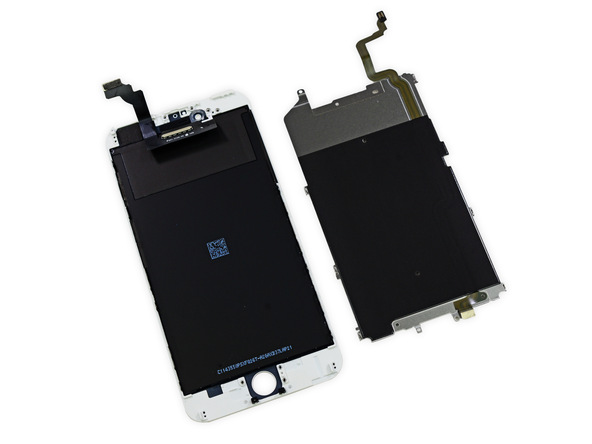 ifixit7 [immagini + Video ] iFixit: iPhone 6 Plus in tutto il suo splendore