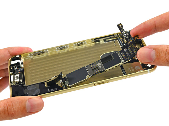 iphone10 [immagini + Video ] iFixit: iPhone 6 Plus in tutto il suo splendore