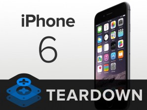 [immagini + Video ] iFixit: iPhone 6 in tutto il suo splendore