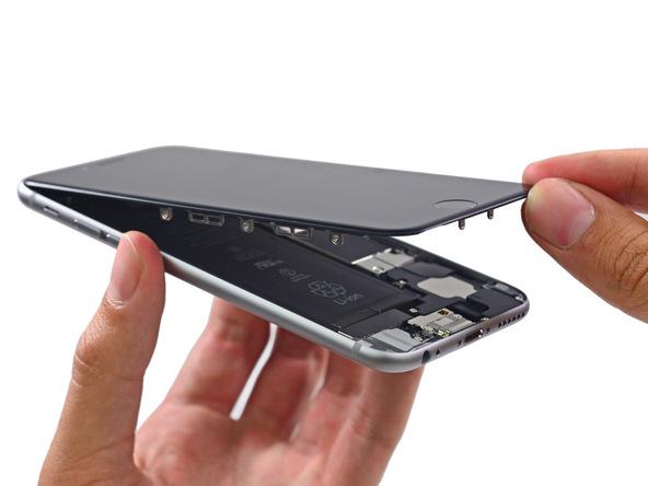 iphone51 [immagini + Video ] iFixit: iPhone 6 in tutto il suo splendore