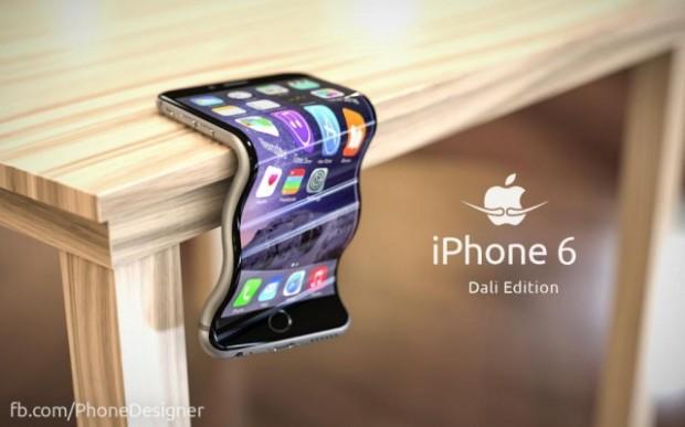 iphone6plusdali 620x387 [Humor+Video+Immagini] iPhone 6, nuovi modelli e nuove caratteristiche