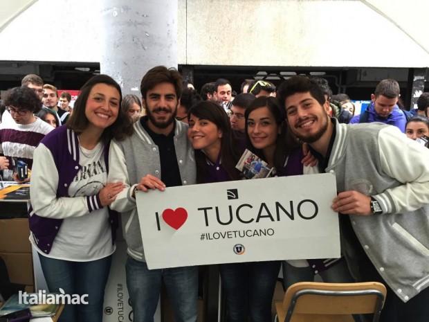 University Box Tucano politecnico bari 21 620x465 Foto: Italiamac partecipa al Tour University Box di Tucano